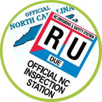 NC state vehicle inspection service in Monroe